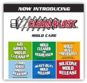 CLEAN PLAST MOLD CARE