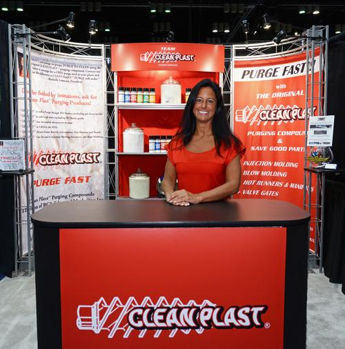 AMERIMOLD CLEAN PLAST BOOTH#1420